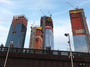 Hudson Yards (Tower A, C,D & E)