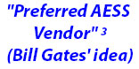 Preferred AESS Vendor